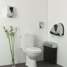 Kennedy washroom b&c Hygiene bin