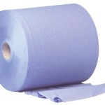 Blue Wiper Roll 400m 2pk