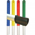 Exel Aluminium Mop Handle Push Fit