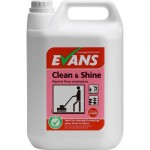 evans clean and shine floor maintainer 5ltr