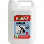 evans extract carpet and upholstery shampoo 5ltr