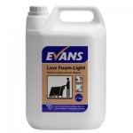 evans low foam-light neutral multi surface cleaner 5ltr