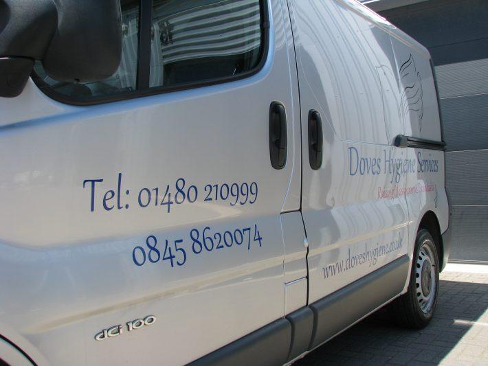 Side Van Info